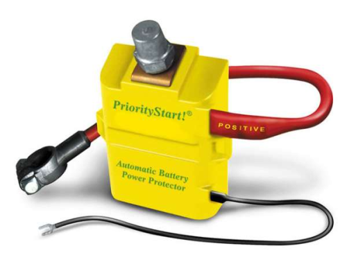 Priority Start Battery Protector