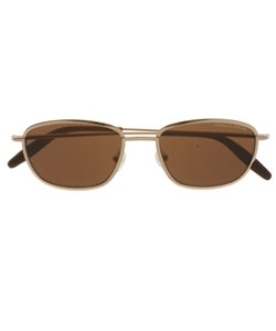 Porsche Design Sunglasses P2003 matt gold frame