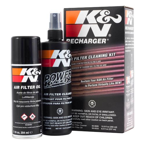 K & N Air Filter  Cleaning Kit
