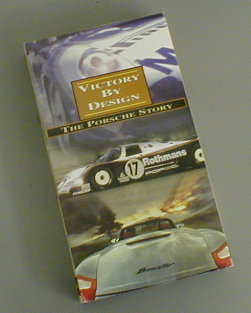 Victory By Design The Porsche Story