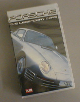 Porsche The Legendary Cars