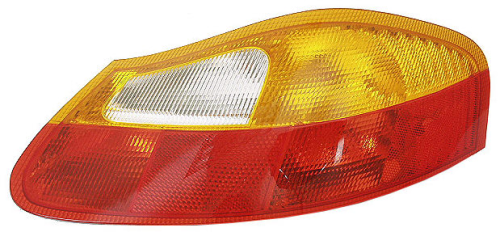 Boxster 986 Rear Light Unit Red/Amber Right