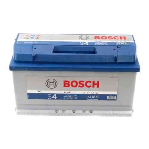 Bosch Silver S4 - 95 amp hour Battery S4013