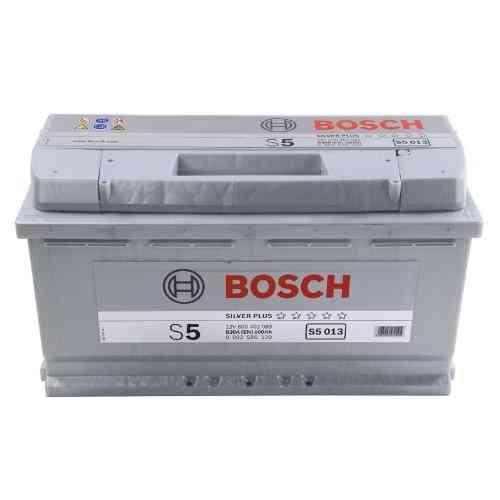 Bosch Silver S5 - 110 amp hour Battery S5015