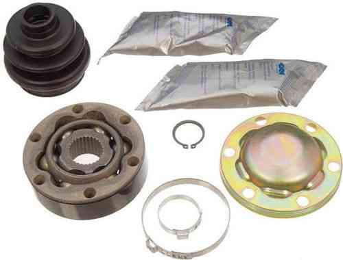 964 C2 CV Joint Kit Rear Inner