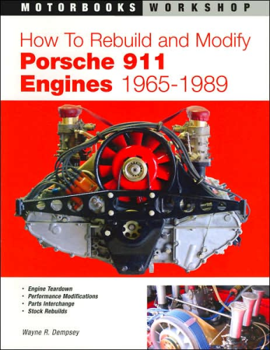 How to Rebuild and Modify your Porsche 911 Engine