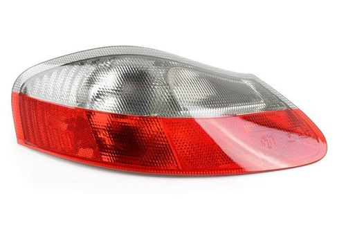 Boxster 986 Rear Light Unit Smoked/Red Left