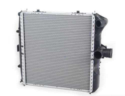 997 09>> Front Cooling Radiator Right Hella