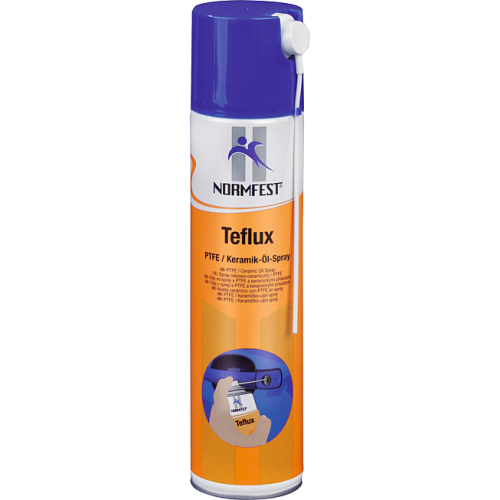 Normfest Teflux Ceramic Oil Spray 400ml