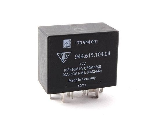 944 / 968 Twin Cooling Fan Relay