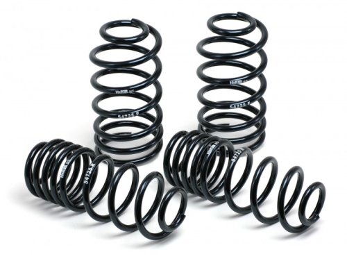 Boxster 986 all Lowering Spring Set DesignTek