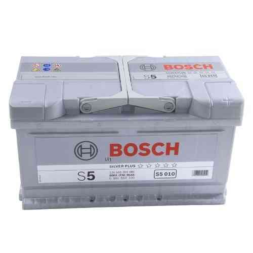 Bosch Silver S5 - 85 amp hour Battery S5010