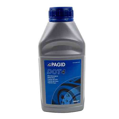 Pagid Dot 4 Brake Fluid 500ml