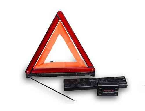 Porsche Classic Warning Triangle