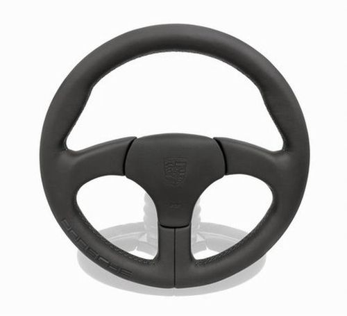 Porsche Clubsport/RS Sports Steering Wheel Black Stitching