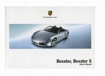 Owners / Drivers Manual Boxster 987