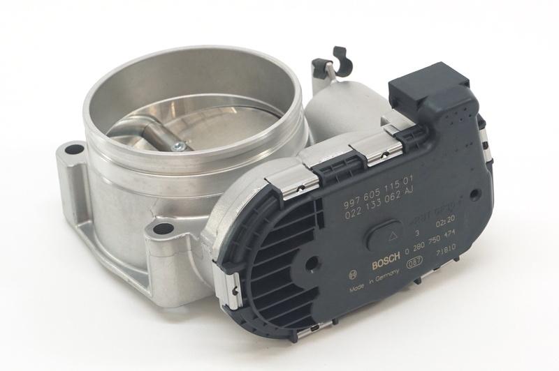 Throttle Body 74mm Bosch