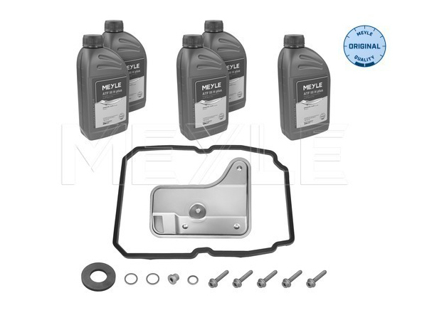 996 02>> Tiptronic Gearbox Filter, Sump Gasket & Transmission Oil Kit