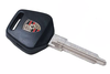 911 1970-98 Key Blank with LED Torch & Crest