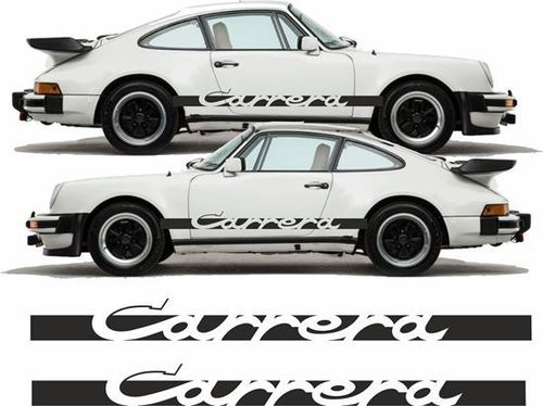 "911 / 964 / 993 ""Carrera"" Side Decals"
