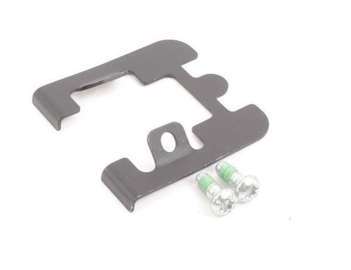 993 Turbo, C4S & RS Front Brake Caliper Plate Kit  Top