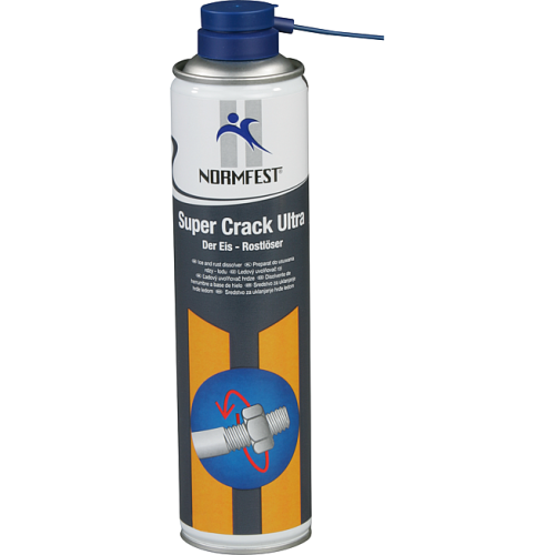 Normfest Super Crack Ultra Release Spray 400ml