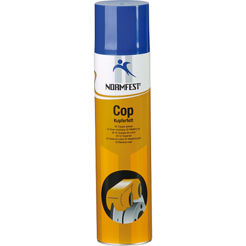 Normfest COP Copper Grease Spray 400ml