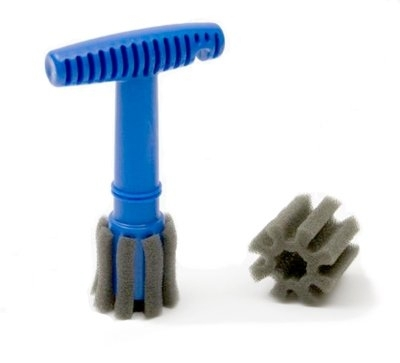Wheel Nut & Bolt Cleaning / Polishing Brush
