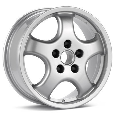 "17"" Cup 1 Wheel Replica Set"