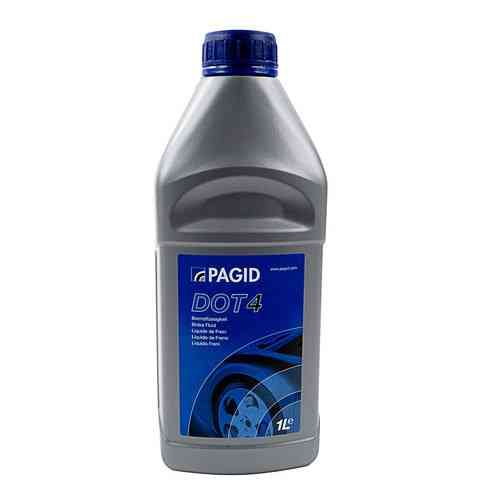 Pagid Dot 4 Brake Fluid 1ltr