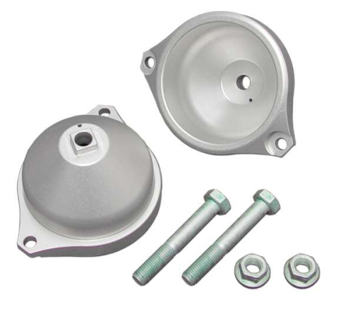 964 / 993 / 996 / 997 Solid Billet Motorsport Engine Mount Set