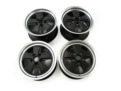 "Set 17"" Fuchs Wheels 7"" ET55 & 9"" ET55"