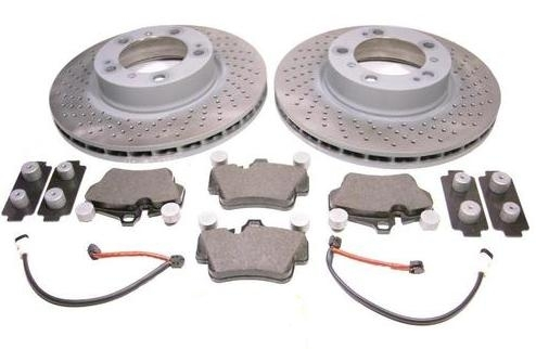 996 C4S Front Brake Package Brembo