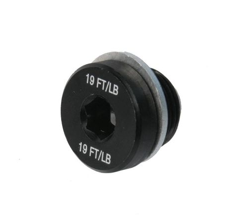 Sump Plug M18x1.5 with Magnet