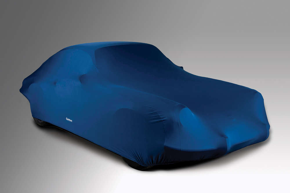 Super Soft Stretch Indoor Car Cover for Porsche 964 Whaletail