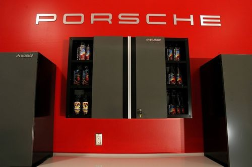 PORSCHE Logo Garage / Office Wall Sign Extra Large