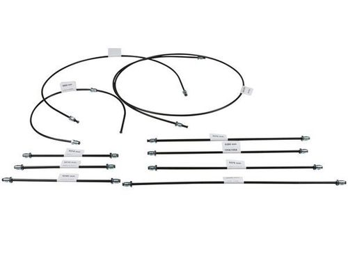 911 1963-68 Brake Pipe Line Kit RHD