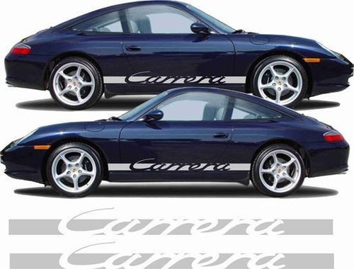 "996 / 997 ""Carrera"" Side Decals"