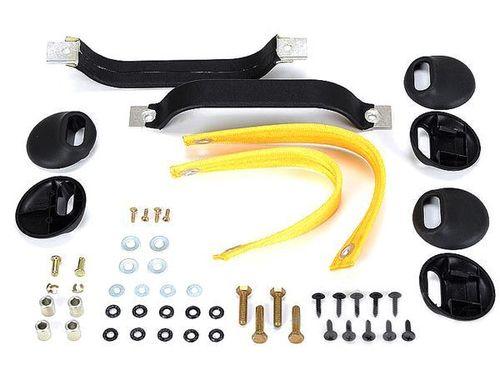 911 / 964 / 993 RS Door Handle & Release Full Kit Aftermarket